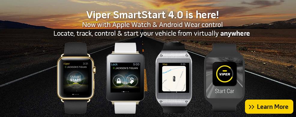 SmartStart 4.0 smartwatches
