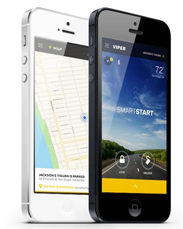 SmartStart iphone